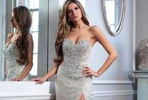 Heavily Beaded Formal Evening Dresses from Darius Customs / We are an American based dress design firm who produces heavily beaded evening gowns for women of all shapes and sizes. The elegant formal dresses shown on this board can be recreated as shown or with any changes and in your exact measurements. We have specialized in custom formal dresses and replicas of couture evening wear since 1996.  Please contact us for pricing and additional information about our services. www.DariusCordell.com