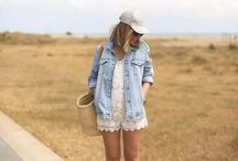 - Summer - / Summer outfits / by Margot Schuljin