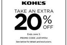 Kohls Printable Coupons / Get latest Kohls printable coupons for online and in store to saving your money