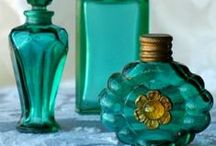 Perfume ❁ Bottles / The fantastic designs of both commercial and artisan perfume bottles / by Quiet ✶ Thoughtz