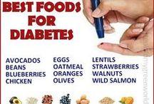 Diabetes / by Nancy Moga-Banek
