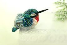 Beaded Critters / by Anne Davies