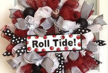 Roll Tide Roll! / All things University of Alabama / by Crystal Morgan