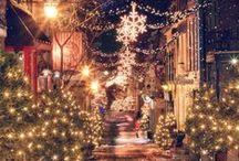Christmas around the world / #Christmas #travel #Noel #Holidays