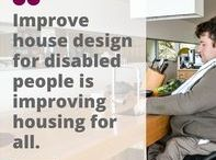 Design for life / The thoughts, ideas and facts from Lifemark about universal design, accessibility and housing.
