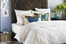 India inspired bedroom  / by Brittany Bovard