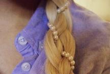Hair, hair, hair!  / by Shelby Westart