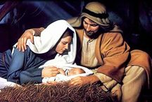 Christmas / My favorite time of the year. Why can't everyday be Christmas.    Happy Birthday Jesus. / by Darlene Blake