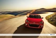 Subaru BRZ / The BRZ is uniquely designed with the heart of a Subaru and the soul of a sports car. It's buttoned-up engineering, unbuttoned. / by Subaru