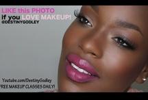 Destiny Godley Make Up Tutorials