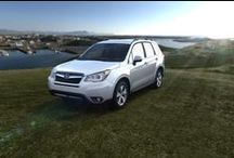 Subaru Forester / Introducing the all-new 2014 Subaru Forester and Forester XT / by Subaru