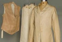 ACW Menswear / Coats, jackets, pants, shirts, hats, shoes, braces, ties, underwear, etc. / by Duchess Martin