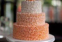Weddings: Cakes