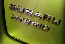 Subaru XV Crosstrek Hybrid / Love where it takes you. / by Subaru