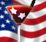 Patriotic Recipes & Ideas / Tons of ideas and recipes for celebrating Memorial Day, the 4th of July, or America in general!