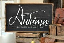 Fall Creations / Creative decor and gift ideas for your home. Find beautiful harvest decor ideas including pumpkin decor, thanksgiving decor, festive handmade signs and more.