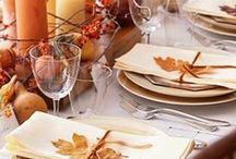 Thanksgiving Crafts & Decor / Tons of great ideas for getting your home ready for Thanksgiving!