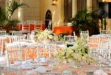 Event Theme:  Orange / Barmitzvah's , Batmitzvah's and Social Occasions.