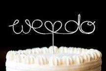 Weddings : Cake Toppers