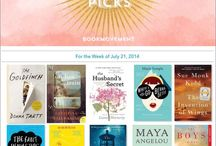 Top Book Club Picks / The Top Book Club Selections of our 35,000 Book Clubs (and counting!) Updated every Monday