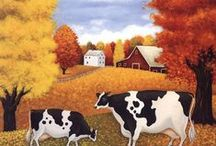 LOWELL HERRERO'S FOLK ART / by Patricia Hitt