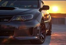 #SubarusandSunsets / Share your Subaru in the sunset with us! Don't forget #SubarusandSunsets