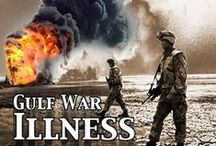 Gulf War Illness / Information about Gulf War Illness symptoms, treatments, and how to get help