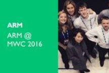 ARM @ MWC 2016