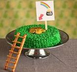 St. Patrick's Day Food & Fun / Get ideas and inspiration for a fun and festive St. Patty's Day!