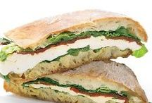 Sandwich Recipes / Tons of recipes for delicious sandwiches.