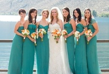 Teal Weddings / by On the Go Bride
