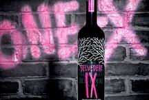 designer drinks / vodka, champagne