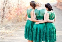 Emerald Weddings / by On the Go Bride
