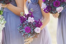 Purple Weddings / by On the Go Bride