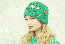 Hats make people smile. / Seriously.  Wear one.   I kinda have a thing for 'em. / by Kim Hannan