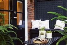 outdoor spaces  / by Ashley Hughes