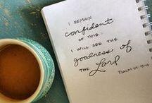 words. / by Megan Faulk