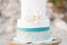 Cakes / wedding cakes / by On the Go Bride
