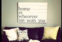 home is where the heart is / by JeNeil McKenna