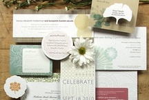 Paper Goods / wedding, paper goods, invitations, save the dates, menus / by On the Go Bride