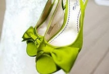 Chartreuse Weddings / by On the Go Bride