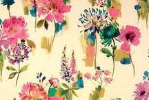 Prints, Patterns & Fabrics / by Christine McLaughlin