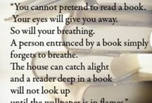 Bibliophilia / For the love of books and all who hold them dear.