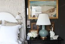 bedrooms  / by Ashley Hughes