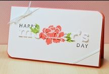 CaRd CrEaTiOn - Mother's Day / by Sharon Ellis