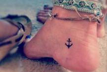 Tattoos & Piercings / by Malorie Rich
