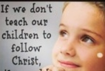 To Teach My Lil Ones About YOU/GOD