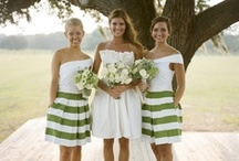 Green Weddings / by On the Go Bride