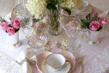English Tea Party / by Connie Horst Gomez