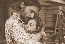 Interesting Couples / by Katie Arminie Art